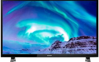 Повышение качества вещания, или Как настроить цифровые каналы на телевизоре Sharp?