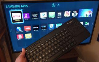 Можно ли подключить мышку и клавиатуру к телевизору и как это сделать? Вероятные проблемы