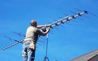Цифровое телевидение: как правильно установить антенну в частном доме или квартире?