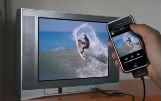 Способы, как подключить телефон к телевизору через HDMI, и решение возможных проблем