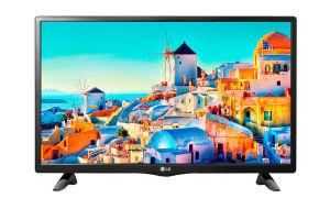 Как проверить есть ли цифровой тюнер в телевизоре LG?