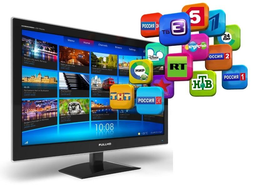 Переход на цифровое эфирное телевидение